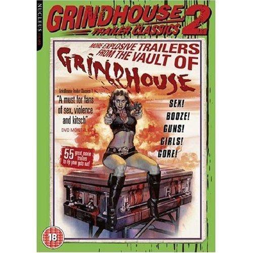 Grindhouse Trailer Classics 2 [2008] [DVD] B01I05K7Q8