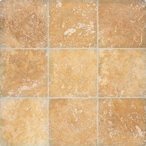 UPC 837654490815, Arizona Tile 4 by 4-Inch Tumbled Travertine Tile, Alexandria, 5-Total Square Feet