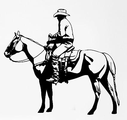 Amazon Com Horse Riding Cowboy Rider Saddle Animal Bridle Rubber