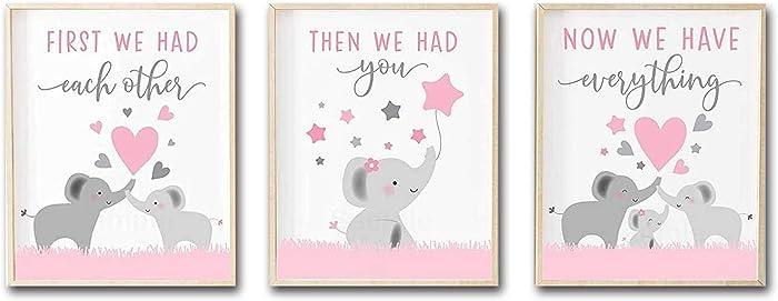 Top 10 Baby Elephant Decor For Nursery