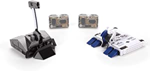 HEXBUG BattleBots Rivals 4.0 (Blacksmith and Biteforce) Toys for Kids, Fun Battle Bot Hex Bugs Black Smith and Bite Force