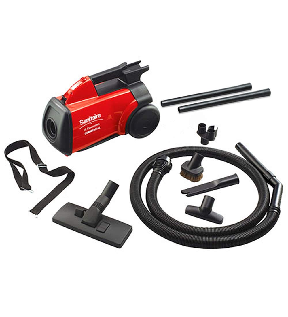 JL Sanitaire Extend Light Weight Canister Vacuum SC3683B by Sanitaire
