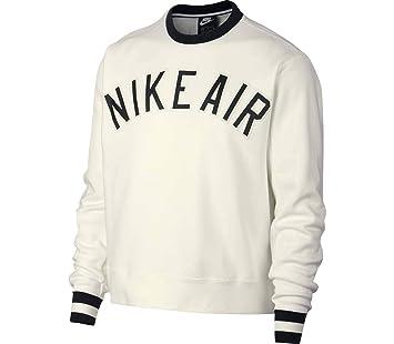 Nike M NSW Air Crew FLC Sudadera, Hombre: Amazon.es: Deportes y aire libre
