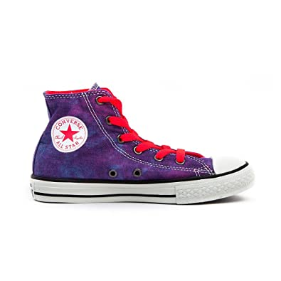 983bc94049fbf3 Converse Chuck Taylor All Star Dye Hi Nightshade   Diva Pink - (Girls - 13  kids uk)  Amazon.co.uk  Shoes   Bags