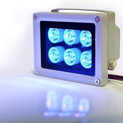Amazon.com: 6 LED UV Lamp For Curing LOCA UV GLUE   110V: Cell Phones U0026  Accessories
