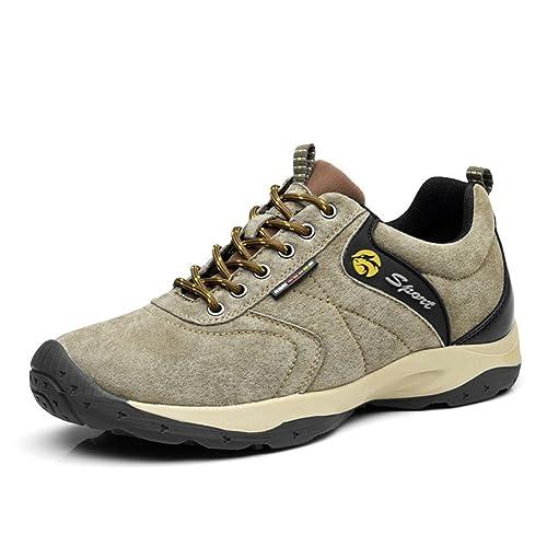 ccac83db7 ailishabroy Hombre Aumento de 6 cm Zapatos Altura Casual Aumento Ascensor  Zapatos para Correr Hombre: Amazon.es: Zapatos y complementos