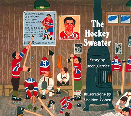 Review The Hockey Sweater