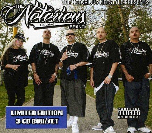 CD : Mr Criminal Presents - Hi Power Entertainment Presents: Notorious Life Boxset (Boxed Set, 3PC)