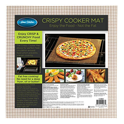 Crispy Cooker Mat Pack of 3