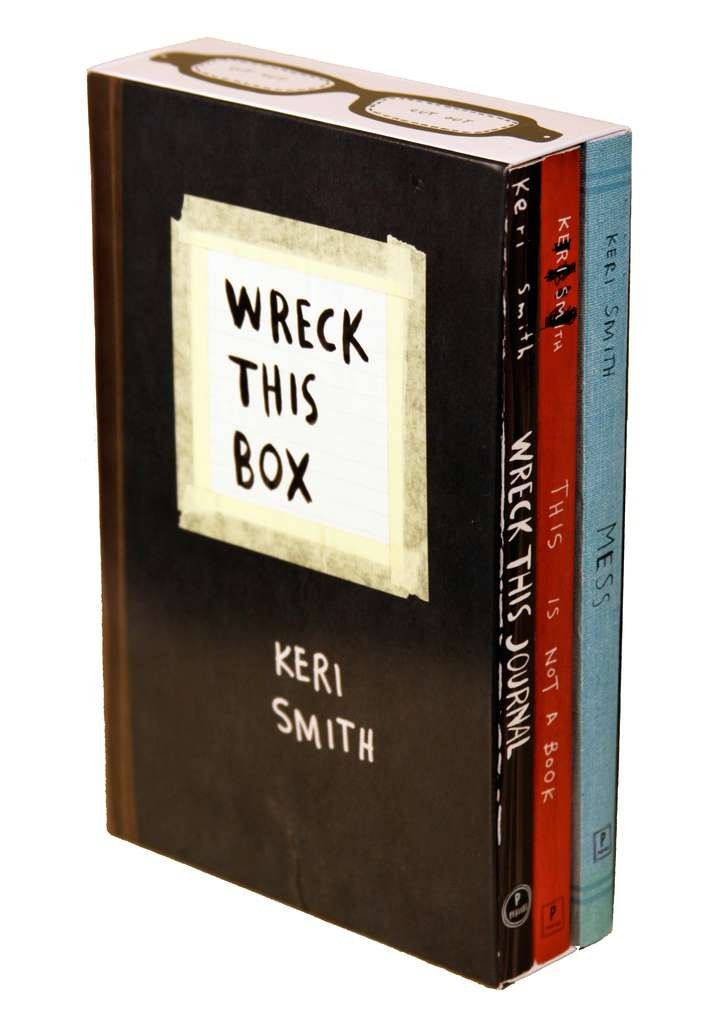 Keri Smith Boxed Set: Amazon.es: Smith, Keri: Libros en idiomas extranjeros