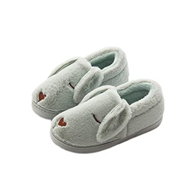 Groovy Socomp Womens Soft Plush Furry Cartoon Dog Warm Cozy Home Winter Slippers Autumn Slipper Ankle Boots Non Slip Indoor Shoes For Couple Download Free Architecture Designs Fluibritishbridgeorg