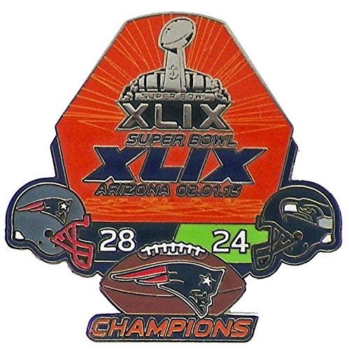Super Bowl XLIX (49) Champions