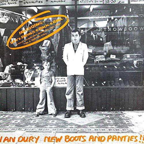 IAN DURY - New Boots and Panties!! (bonus disc: Demo Versions) - Zortam Music