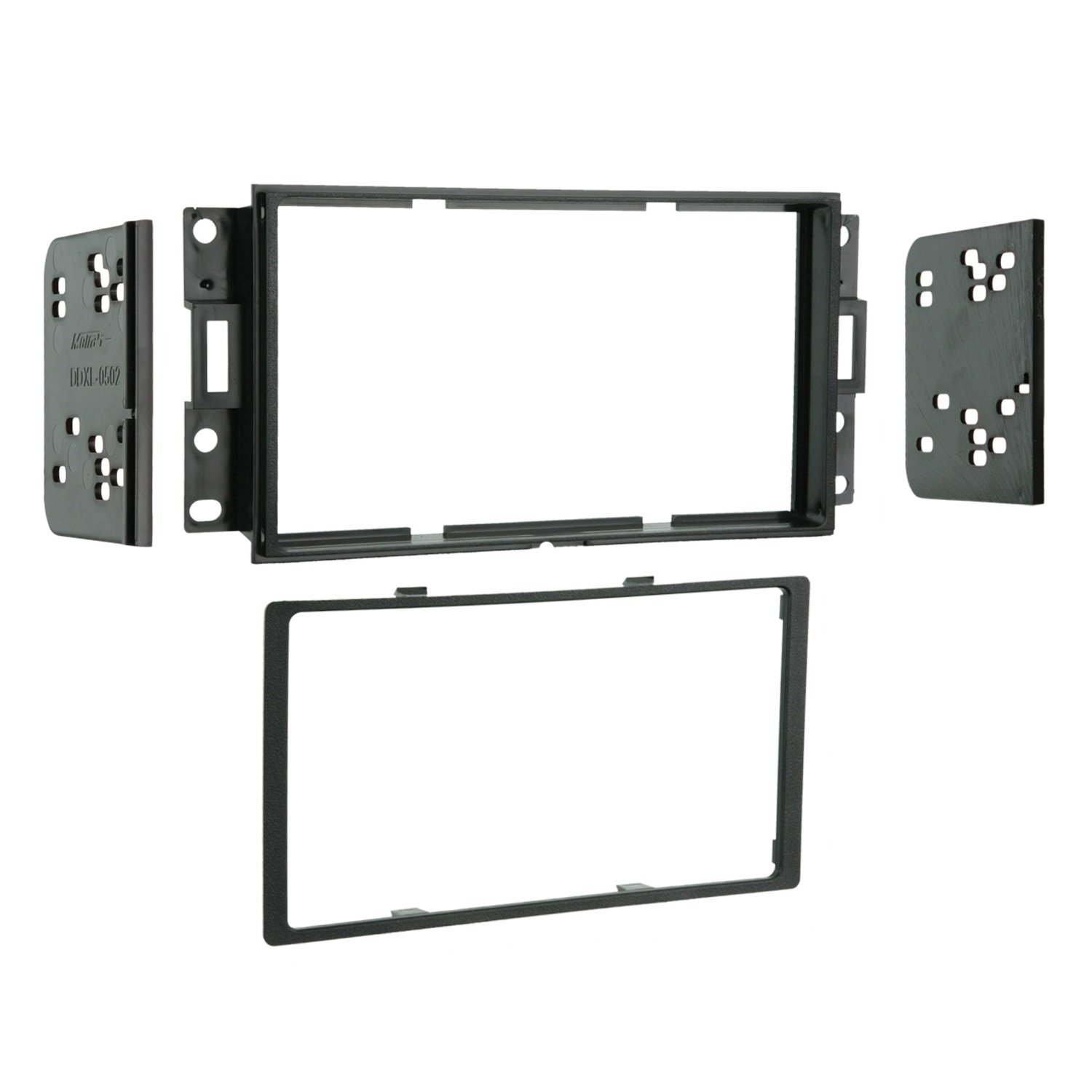 618vH 9eYyL._SL1500_ amazon com metra 95 3527 double din installation dash kit for 2008 Pontiac Grand Prix Wiring Harness at readyjetset.co