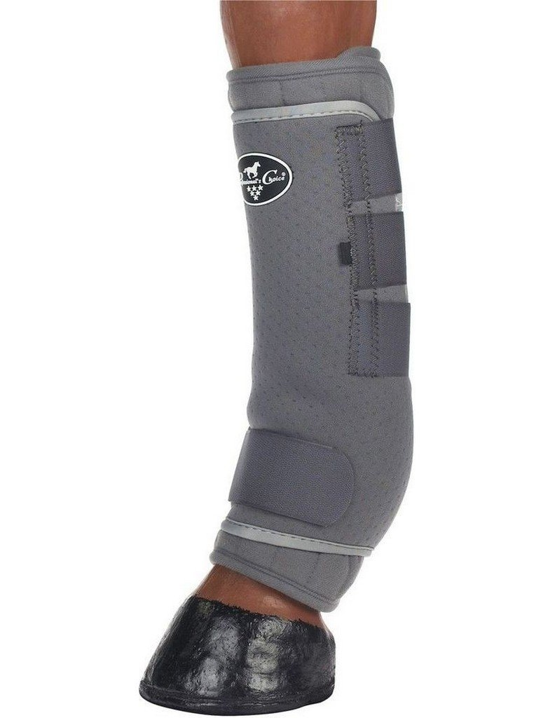Professionals Choice Wrap VenTECH Tendon Support Combo M Charcoal VCW