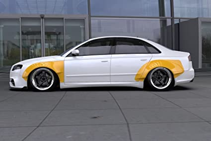 Audi A4 B7 Widebody Kit