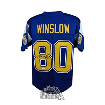 sports shoes 7e33c 9e3f7 LaDainian Tomlinson Signed Jersey Autographed NFL Jerseys ...