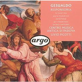 Amazon.com: Gesualdo: Sacrae Cantiones - Ave, dulcissima