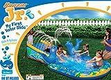 Banzai My First Water Slide (Children Kids Toddler Inflatable Outdoor Backyard Summer Spring Aqua Splash)