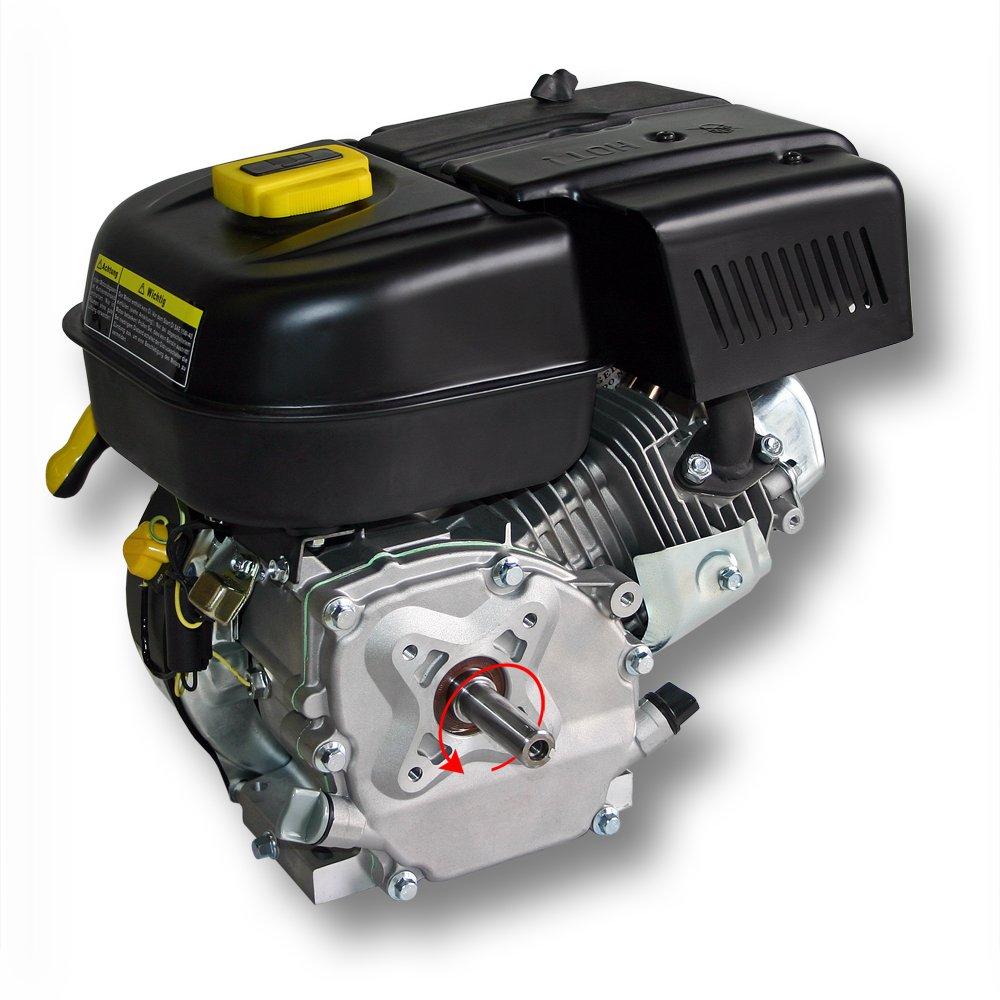 LIFAN 168 Motor de gasolina 4,8kW (6,5PS) Motor de 19,05mm para karts: Amazon.es: Jardín