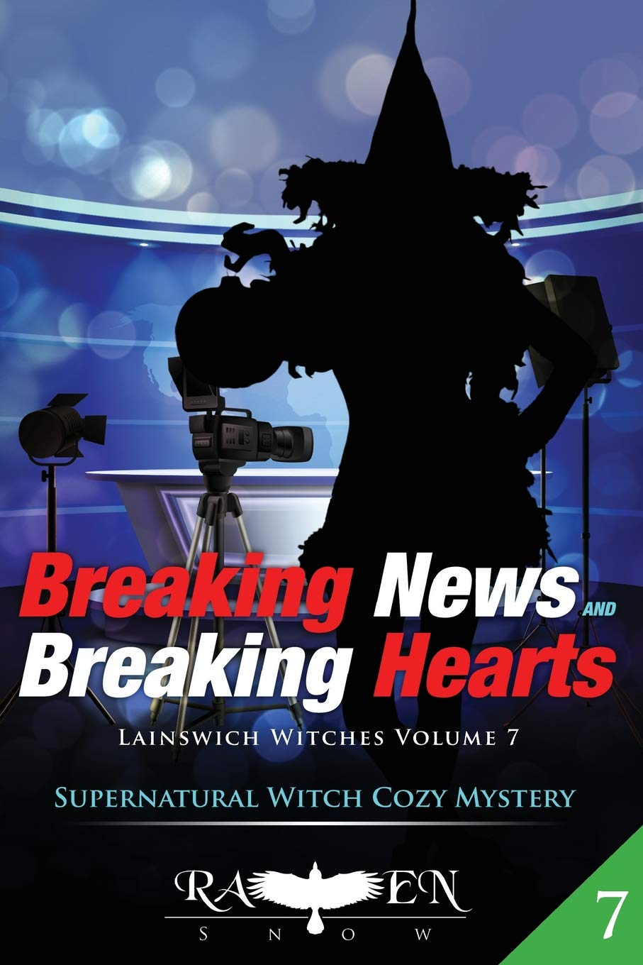 Download Breaking News and Breaking Hearts (Lainswich Witches Series) (Volume 7) PDF
