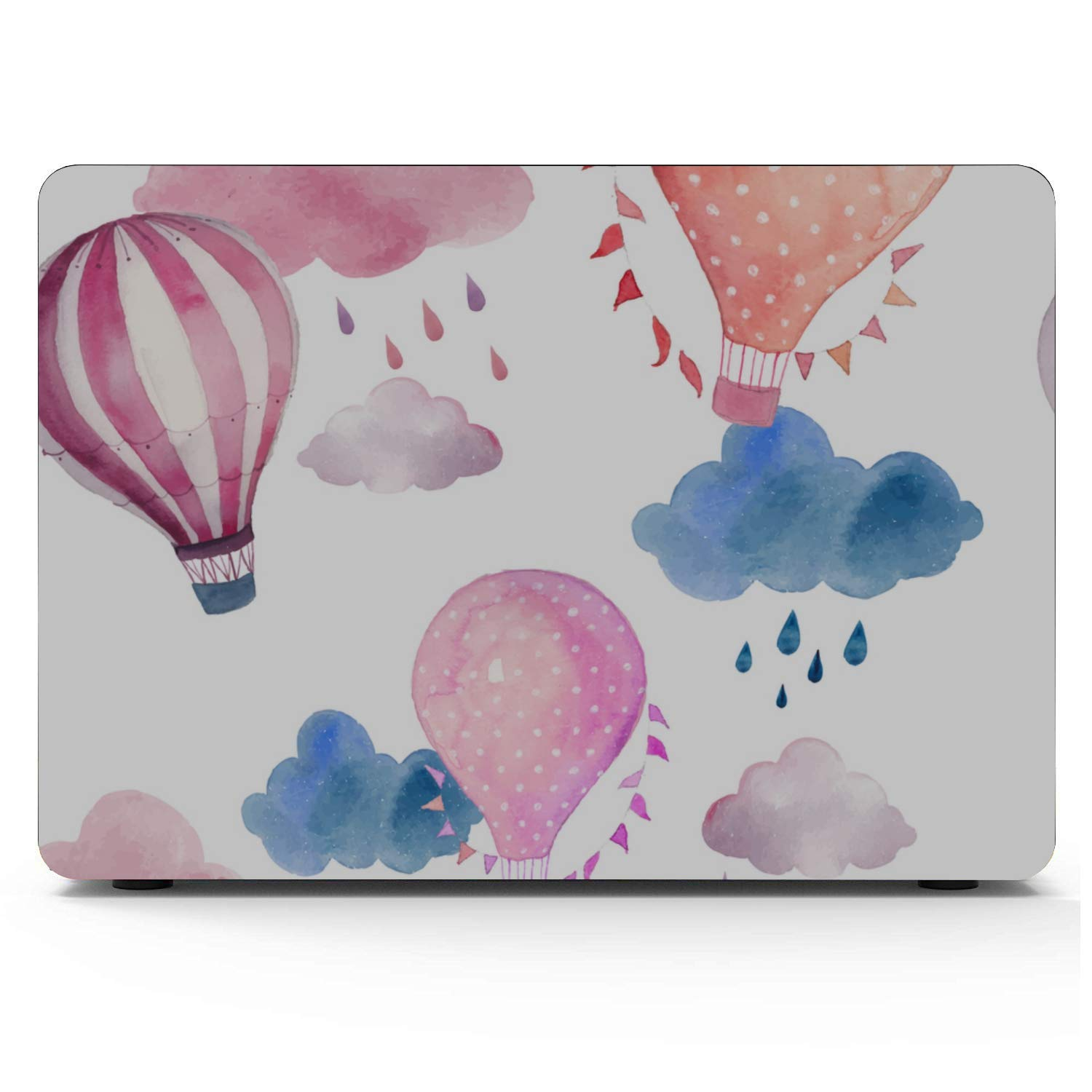 MacBook Pro 13 Cases Colorful Child Ballon Plastic Hard Shell Compatible Mac Air 11 Pro 13 15 MacBook Pro Shell Protection for MacBook 2016-2019 Version