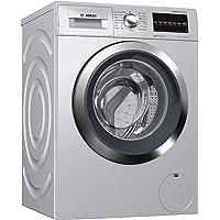 Bosch WAT2846SIN 8.0Kg Fully Automatic Washing Machine (Silver)