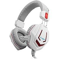 Snopy Rampage SN-R4 Oyuncu Mikrofonlu Kulaklık, Beyaz