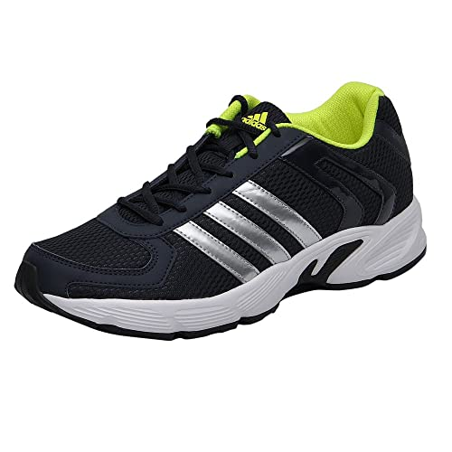 Danasl/Metsil/Black Running Shoes-10 UK