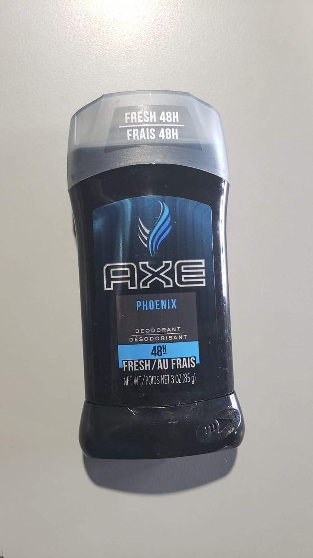 AXE Axe Deodorant Stick Phoenix 3 once (confezione da 6): Amazon.es: Belleza