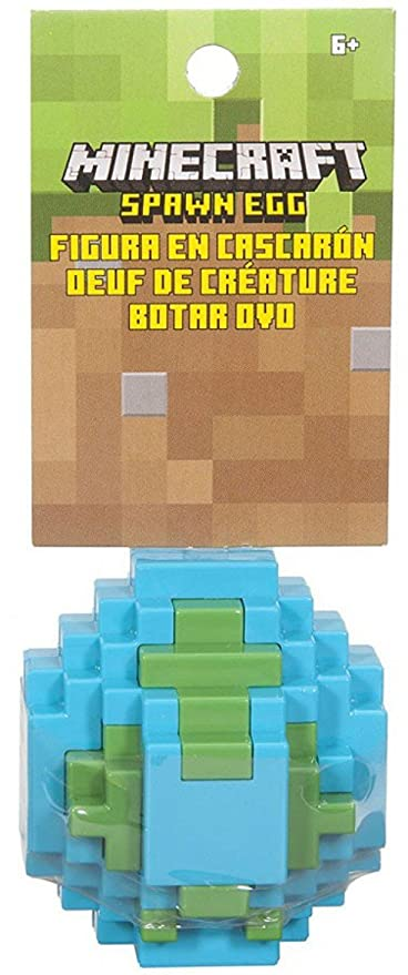 Amazon.com: Minecraft Spawn huevo Mini figura de acción ...