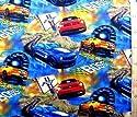 キャラクター生地・USAコットン・フォード(Ford)(ブルー)の商品画像