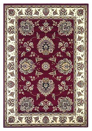 KAS Oriental Rugs Cambridge Collection Floral Mahal Area Rug, 3'3