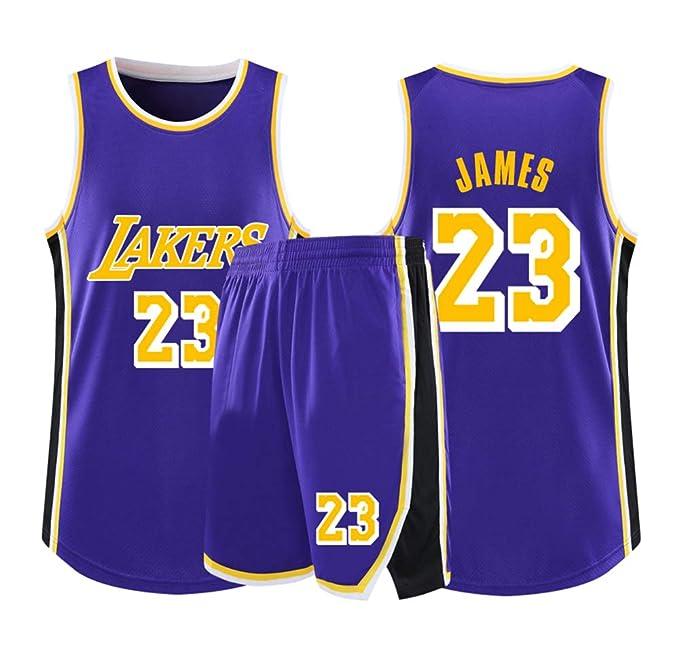 Es un Regalo para NO.23 fanáticos de Lebron James Camisetas de ...