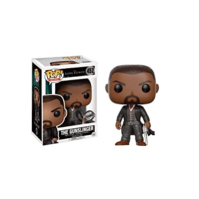 Funko POP Movies: The Dark Tower The Gunslinger Toy Figures: Toys & Games