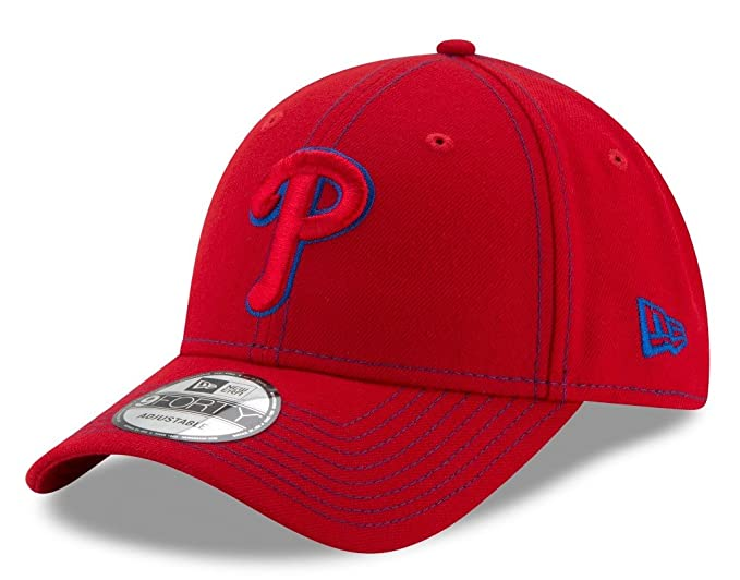 Image Unavailable. Image not available for. Color  Philadelphia Phillies  New Era 9Forty MLB The League Class Adjustable Hat cc9c5b441c59