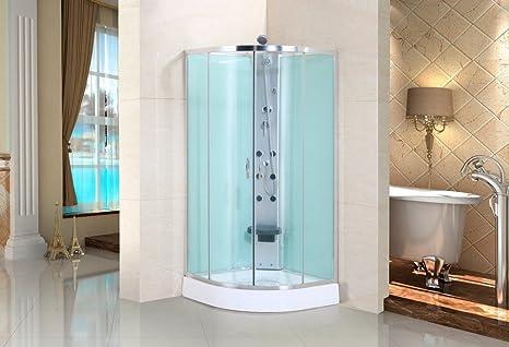 Cabina doccia idromassaggio completa 90 x 90 doccia di doccia con