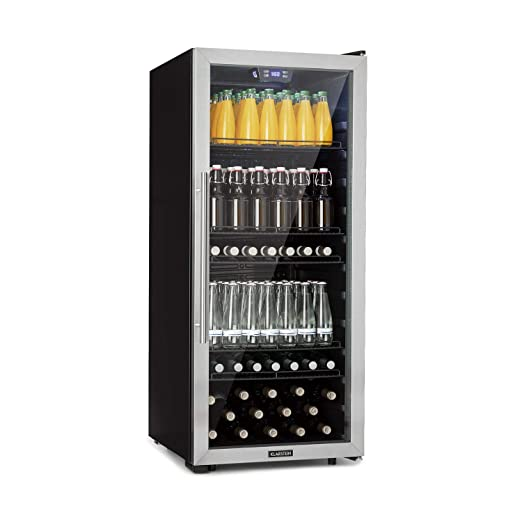 Klarstein Beersafe 7XL Nevera para bebidas - 242 L para unas 357 ...