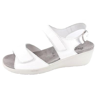 Semler Ramona R9045012010 Damen Sandalette, Weiß 41 EU