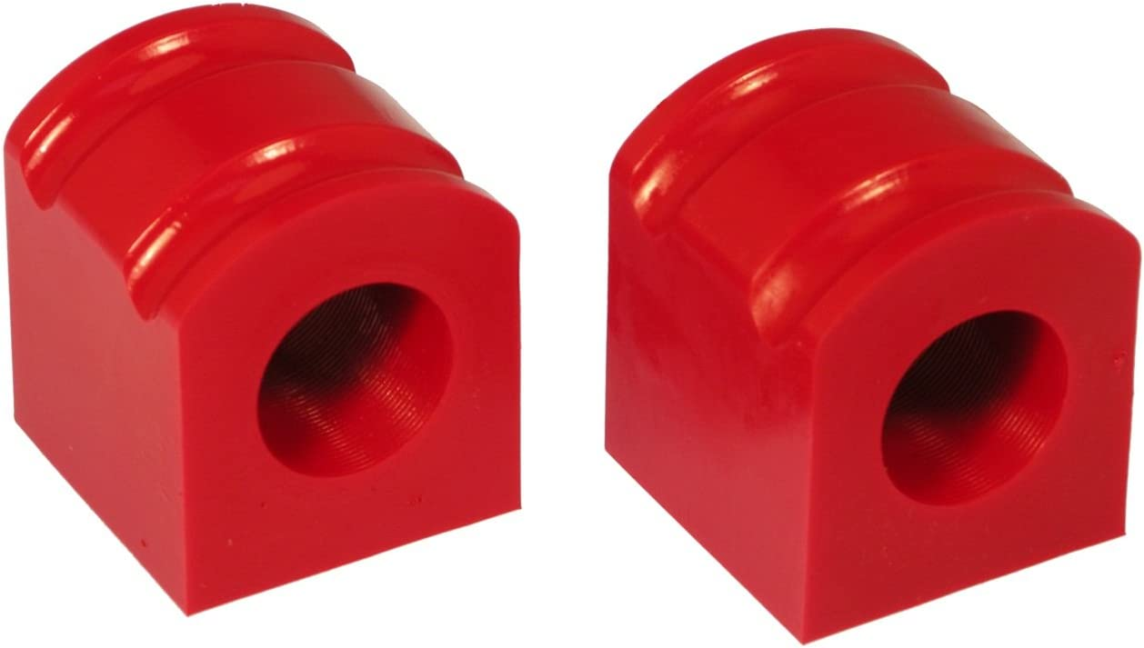Prothane 19-1166 Red 23 mm Universal Greasable Sway Bar Bushing fits A Style Bracket