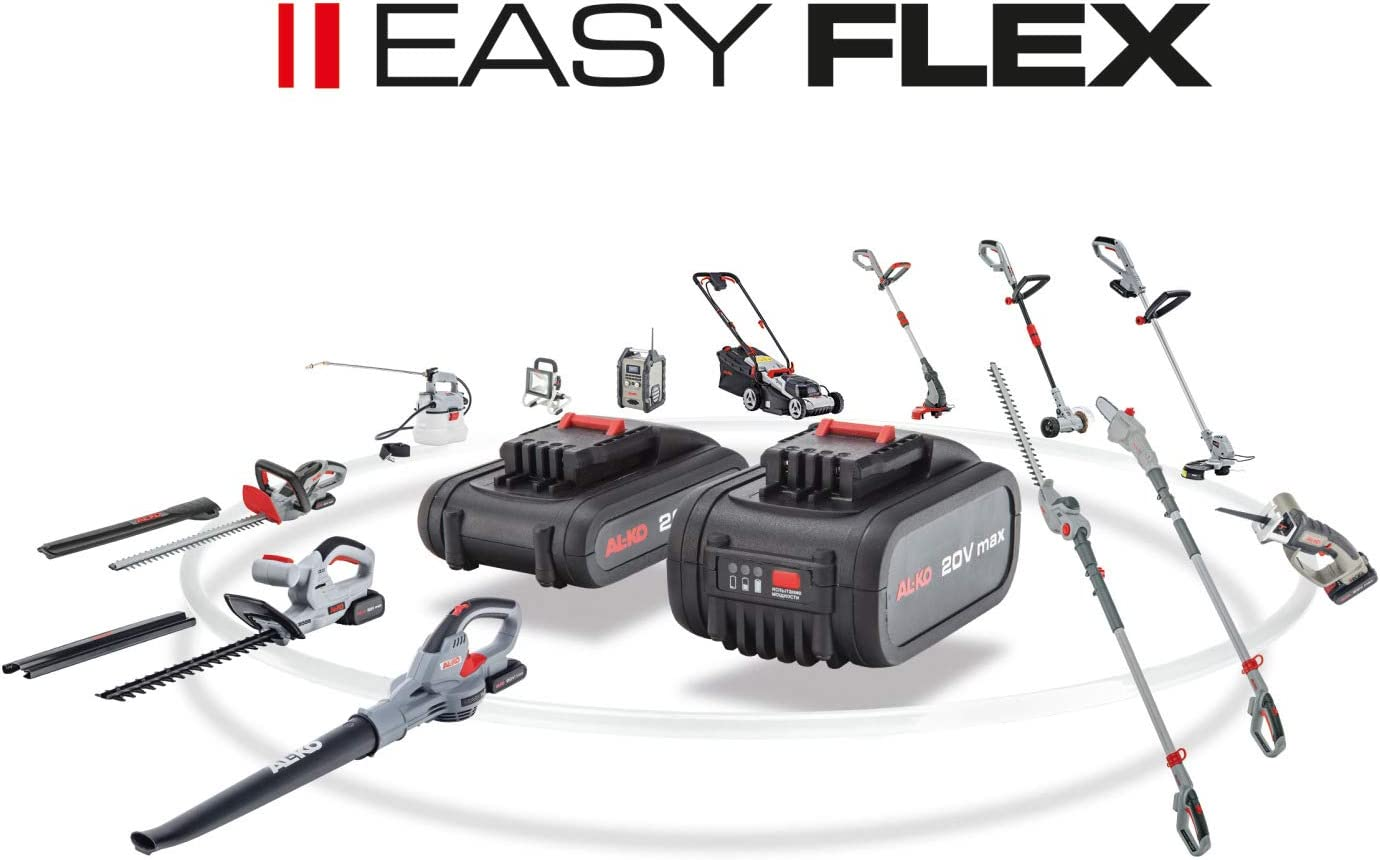 Ladeger/ät 20 V und Akku 2,5 Ah Akku-Starter-Set Easy Flex inkl
