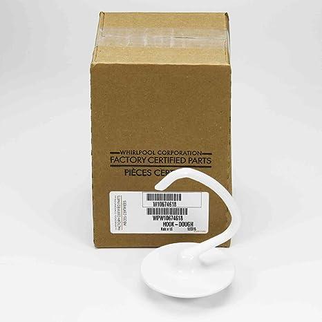 Amazon.com: KitchenAid mezclador gancho para la masa 9708471 ...