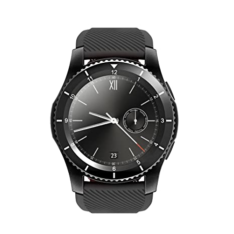 KINGEAR G8 All-in-1 Wireless Smart Watch Support Multi-language with Heart Rate and Blood Pressure Monitoring,GPS Positioning