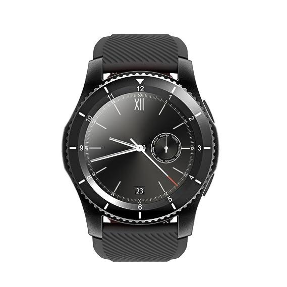 Amazon.com: KINGEAR G8 All-in-1 Bluetooth Smart Watch ...