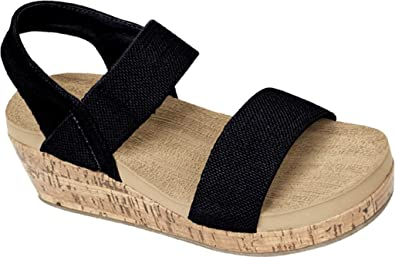 Tidewater Sandals Yadkin Wedge Sandal (Women's) HY548P9