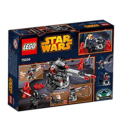 LEGO Star Wars 75034 Death Star Troopers: Toys & Games