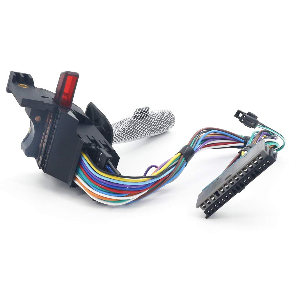 GMC K1500 /& More Suburban 26054727 D826A 26083629 26100985 SW952 Turn Signal Wiper Washers Hazard Switch Cruise Control for Chevy Tahoe Blazer