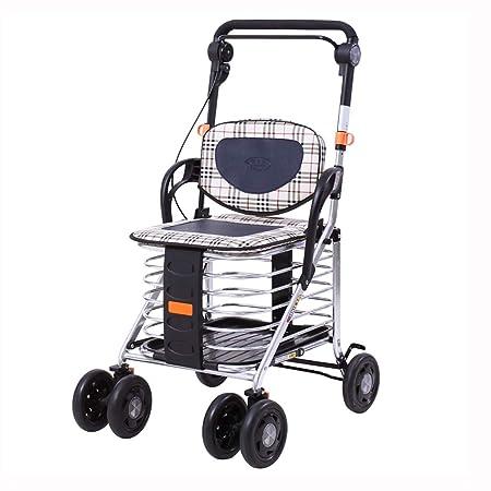 Ayuda Plegable de la Movilidad Que Camina de la aleación de ...