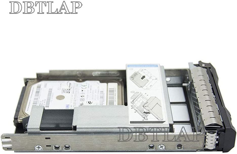 DBTLAP Compatible for Dell 2.5 to 3.5 Hybrid Tray Caddy PowerVault MD1400 MD3200 MD3400 Hard Drive Tray Caddy