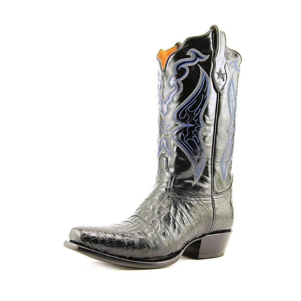 a07ab1efff8 Amazon.com | Tony Lama Men's Signature Series Caiman Belly Cowboy ...